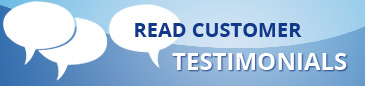 Read Customer Testimonials on Consulting, Web QMS, Training and Auditing