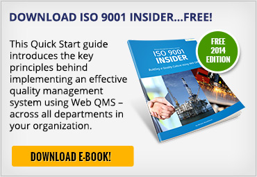 Download ISO 9001 Insider...Free!