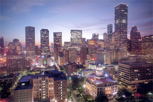 Houston Skyline - Photo by Katie Houghland/Flickr Creative Commons