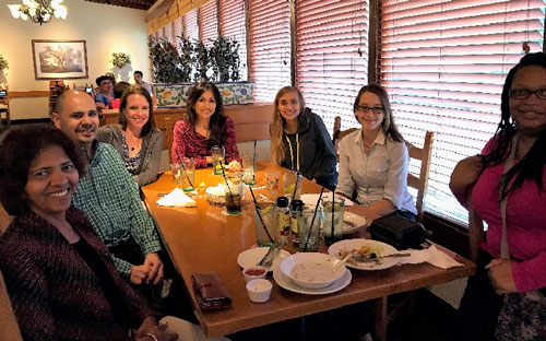 Group Lunch Image