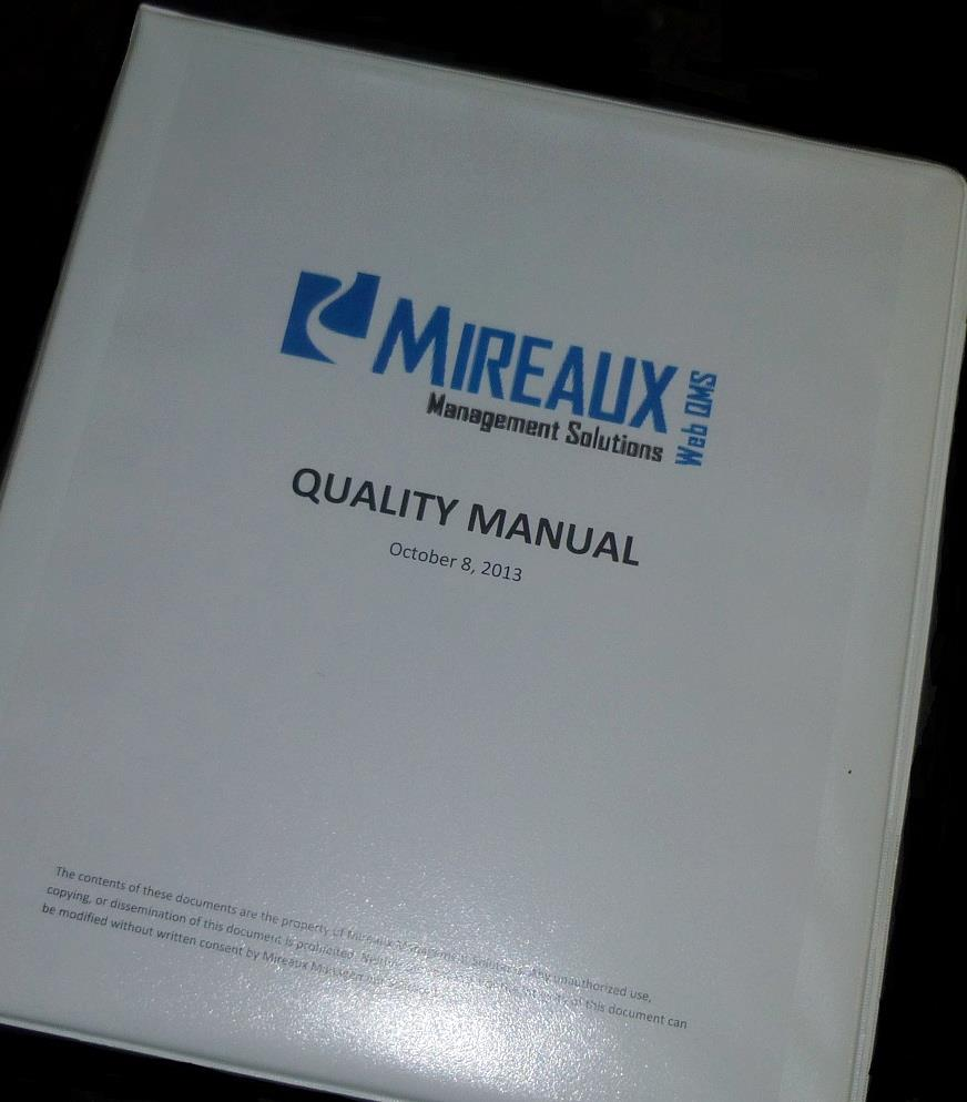 9001 iso 2015 quality manual pdf