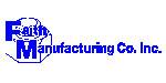 Faith Manufacturing Company Logo
