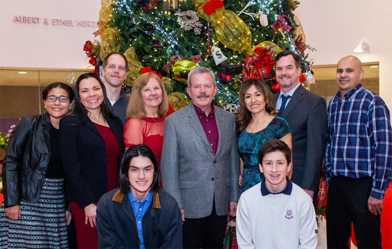 Mireaux Management Solutions team got captured in a photograph