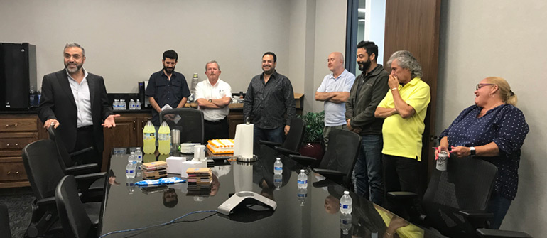 Soteria Transportation Group Celebrates ISO 9001 Certification