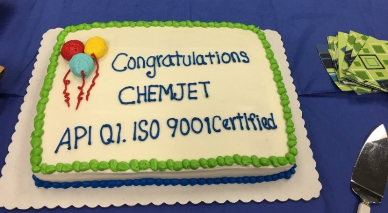 Mireaux Gift to Chemjet